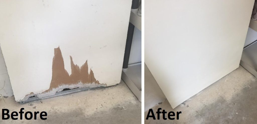 Wall drywall patch