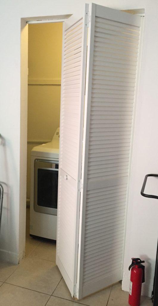 Bi-fold door installation