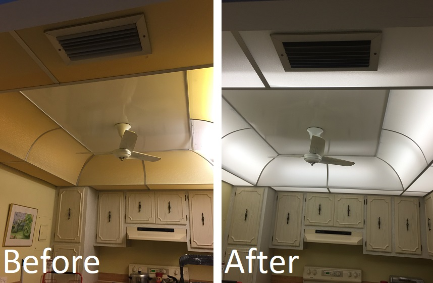 Halogen light cover replacements