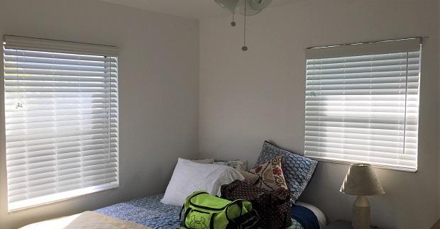 2 window shades install